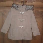 Красиве пальтішко для вашої модниці!