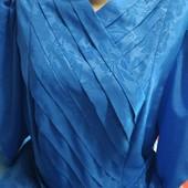 Платье синего цвета на 54-56(укр.)