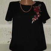 """Шикарная блуза""""New look"""" в идеальном состоянии р-р 44"""