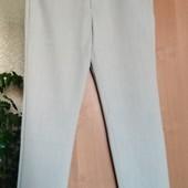 Классика, новые (без бирки) полушерстяные женские брюки Mac, Германия, размер-44/32