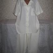 Отличная новая большая пижама 16р., грудь 64