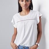 Хлопковая футболка Tchibo. Размер 40/42 евро
