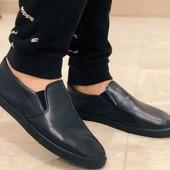 Стильные мокасины/кроссовки/туфли классного качества
