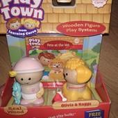 Play town набор из фигурок