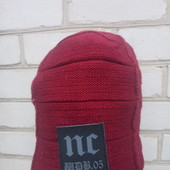 сезонная распродажа.женская шапочка утеплена флисом