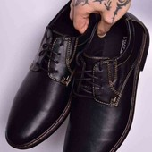 Мужские туфли качество бомба!