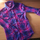 YD. Рубашка на 10-11лет, на рост 146