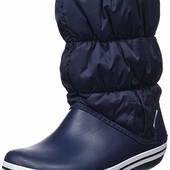 Сrocs Winter puff boot W5 крокс сапоги