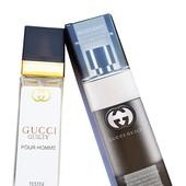 Шикарный аромат Gucci Guilty Pour Homme -соблазнительный и дерзкий,выбор миллионов!!!