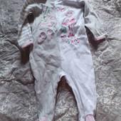бодик человечек пижама