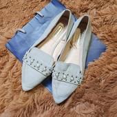 туфли с бусинками 38 р