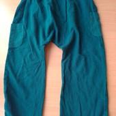 Классные детские штанишки,состояние хорошее,р.82-86 на 1-2 лет