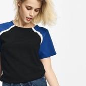 Esmara Германия Тонкая дизайнерская футболка блузка Размеры