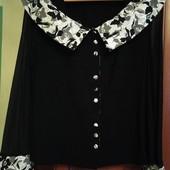 Очень красивая блуза в идеальном состоянии!!!54-56р