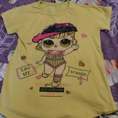 футболка лол Турция 8 лет