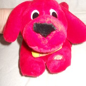 Собачка Clifford (клиффорд)