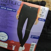 ФФ117..стильные джинсы syper Skinny Fit , от Esmara.