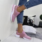 Кроссовки женские на пенке ! обувной текстиль ,новый цвет!!