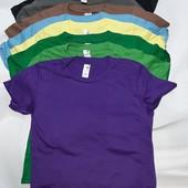 шикарные десткие футболки,унисекс. Бангладеш фирма anvil 100% хлопок
