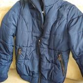 Курточка демисезонная состояние новой