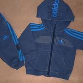 Спортивный костюм Adidas оригинал 3-6 мес