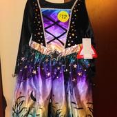 F&f новое платье Ведьмочка, Ночка, Звездочка
