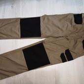 Германия! Powerfix! Рабочие прочные брюки штаны размер 52 L смотрите замеры