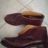 Ботинки деми кожа мужские 42-43