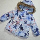Куртка демисезонная e- vie angel на 3 -4 года