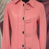 Продам оригинального фасона куртку из натуральной кожи, р.44-48