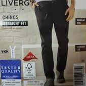 """Стильные мужские брюки """"straight fit"""" Livergy Германия размер 50"""