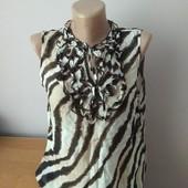 Блуза з модним принтом (Esprit)