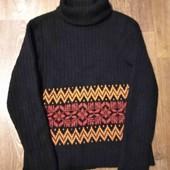 Классный теплый свитер.УП скидка 10%