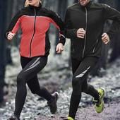 Отличная спортивная мембранная куртка ветровка для бега Crivit Pro Германия размер S (36/38)