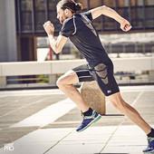 Профессиональные спортивные шорты Crivit (Германия), M евро, черный, см реальные фото