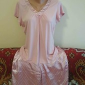 летняя пижама пог. 54+ поб. 57 Tu