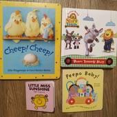 детские книги на английском 4шт