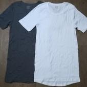 Лот 2 шт! Мужские футболки Livergy размер 5 / М много лотов с мужским бельём)