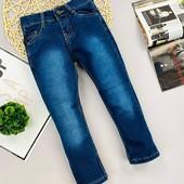 Крутые теплые джинсы на флисе на 9/10 лет!!)) Замеры длина 80; шаг 56; пояс 31 Стрейч хорошо тянетс