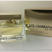 Женские духи Dolce Gabbana The One 75 ml