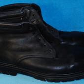 кожаные ботинки canada 46 размер 3