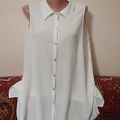 блуза рубашка пог. 64