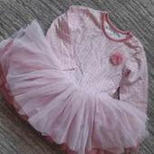 бодик платье на девочку