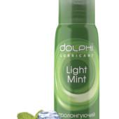 Лубрикант Dolphi Light Mint 100 мл