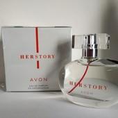 аромат HerStory Avon 50 мл