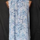 Красивая лёгенькая блузочка от George, грудь-96