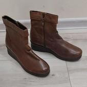 62 Розпродаж нового шкіряного польського заводського взуття lasocki