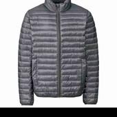 livergy.супер ,легкая стёганая куртка складывается в мешочек размер 46замеры