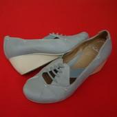Туфли балетки Clarks 37-38 разм