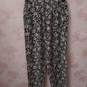 Красивые летние брюки , приятная вискоза ! УП скидка 10%